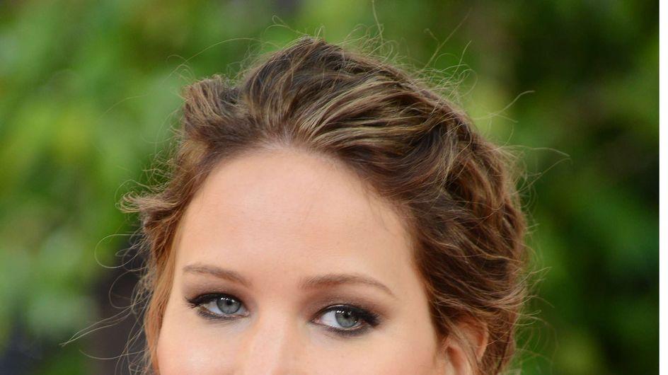 """Jennifer Lawrence : La vérité sur sa robe """"craquée"""""""