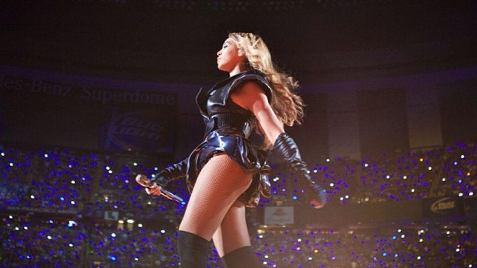 Beyoncé : Reine du Super Bowl ! (Photos et vidéo)
