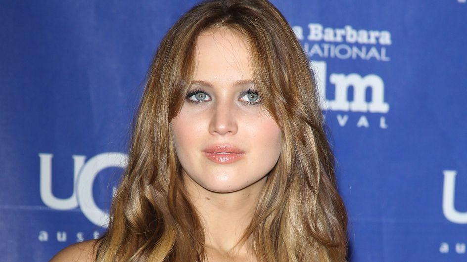 Jennifer Lawrence : Sexy en combi ! (Photos)