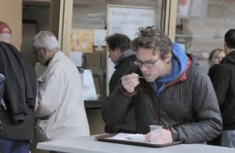 Alimentation : Le Air Food, c'est maintenant (Photos et Vidéo)