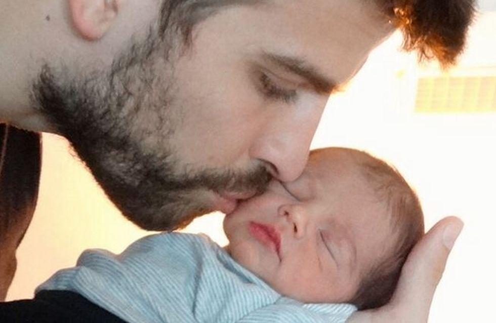 Shakira : Découvrez la photo de son fils dans les bras de son papa