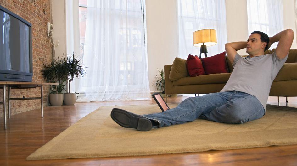 Infertilité : Haro sur les hommes qui regardent la télé !