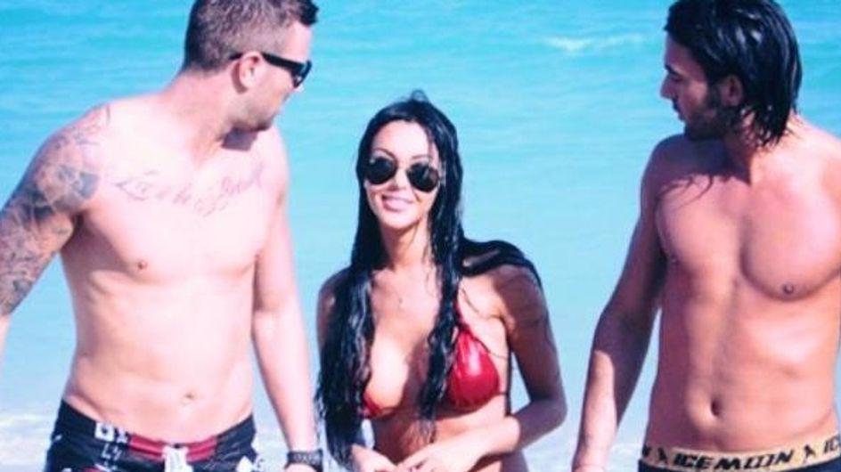 Nabilla : Bien entourée aux Bahamas (Photos)