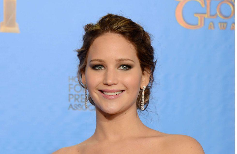 Jennifer Lawrence : Un survêtement pour les Oscars