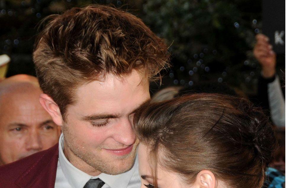 Robert Pattinson : Chauve et en manque de Kristen Stewart
