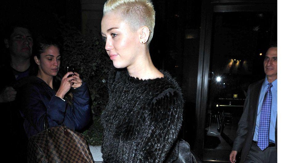Miley Cyrus : Elle ne se lave pas les cheveux !