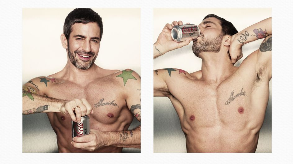 Coca-Cola Light : Marc Jacobs succède à Jean-Paul Gaultier (Vidéo)