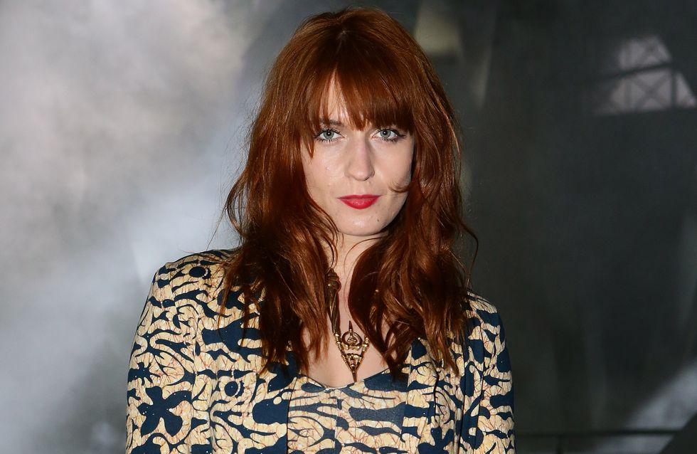 Florence Welch : La chanteuse se lance dans la création de bijoux ! (Photos)
