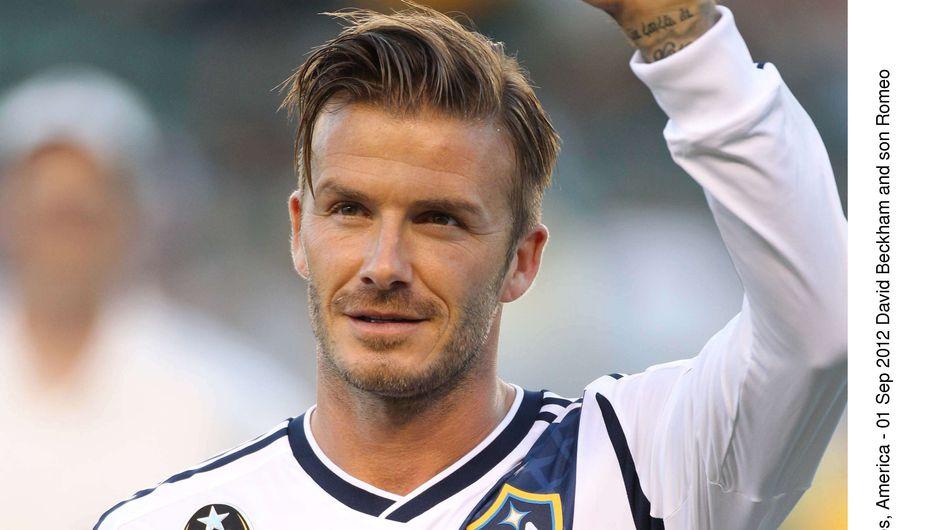 David Beckham : Canon dans sa nouvelle pub pour H&M ! (Vidéo)