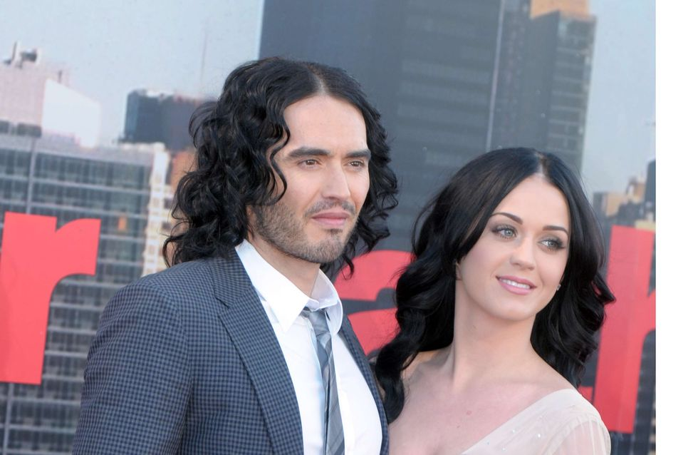 Russell Brand : Il refuse de dire du mal de Katy Perry