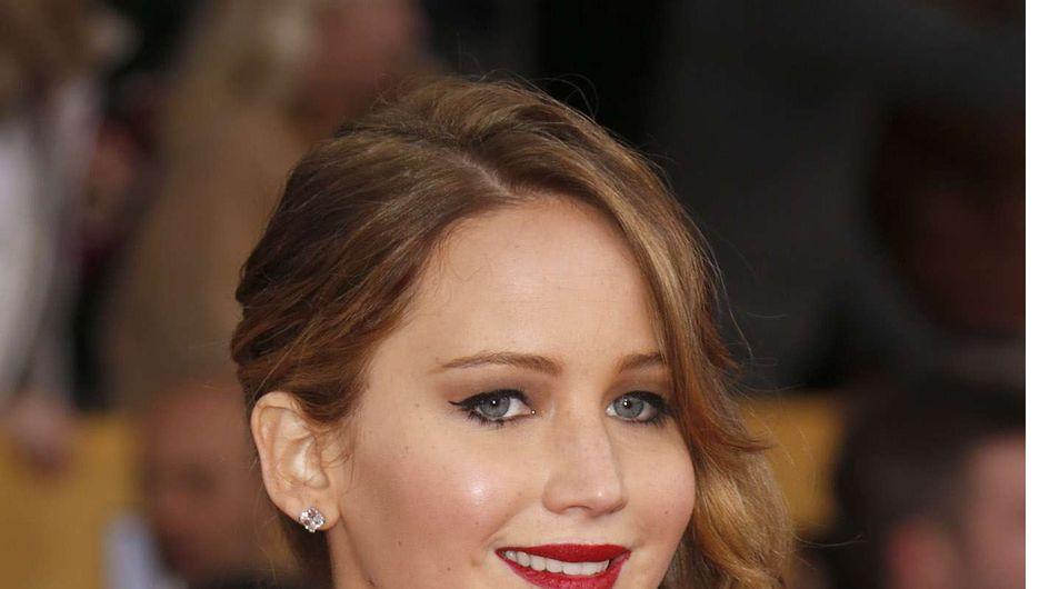 Jennifer Lawrence : Elle fait des efforts côté look (Photos)