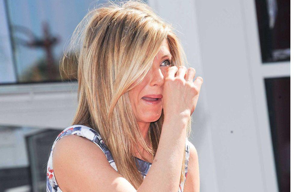 Jennifer Aniston : Obsédée par Brad Pitt, elle suit une thérapie