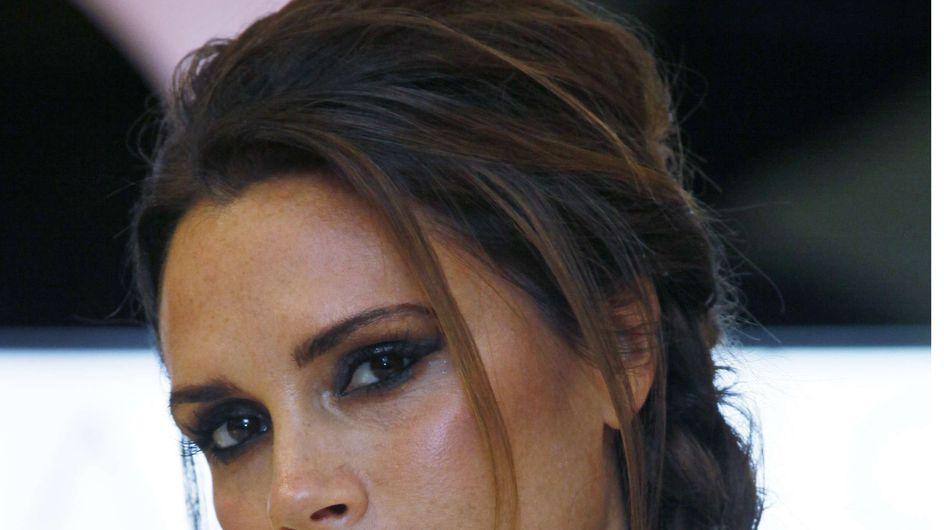Victoria Beckham : Dans les coulisses de son défilé pour la Fashion Week (Photos)