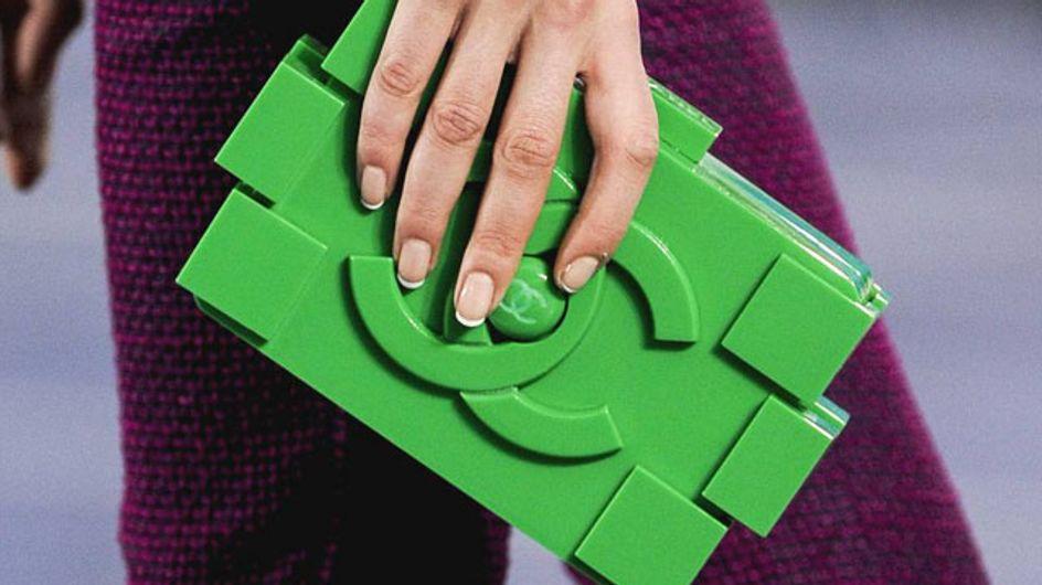 Chanel : Le Lego Bag fait déjà sensation (Photos)