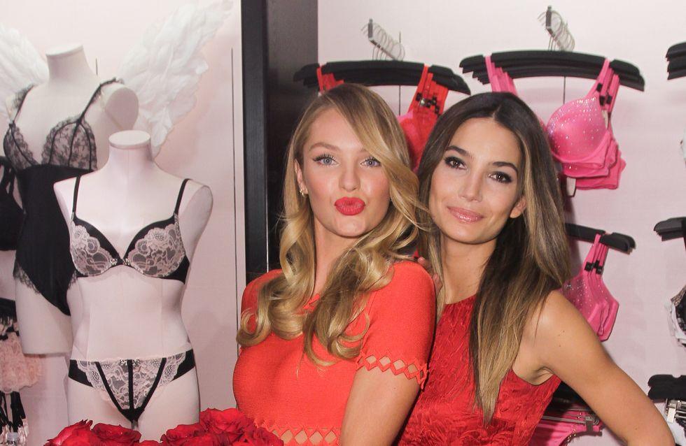 Victoria's Secret : Des Anges sexy pour la Saint-Valentin (Photos)