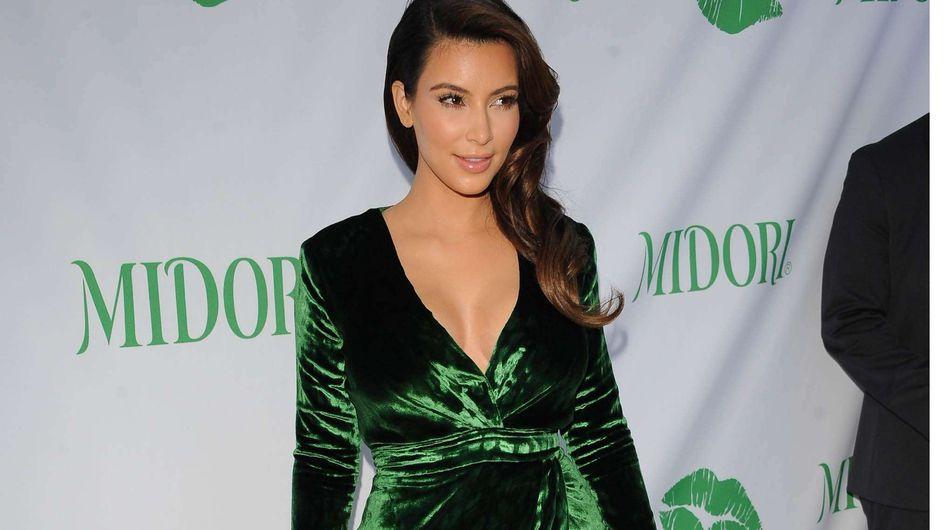 Kim Kardashian lance sa collection de vêtements pour bébés