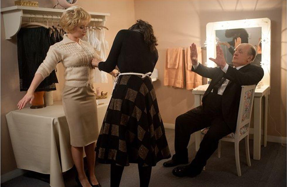 Scarlett Johansson : Décryptage de ses looks dans Hitchcock (Photos)