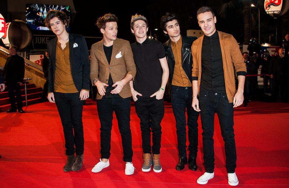One Direction : Bientôt la séparation ?