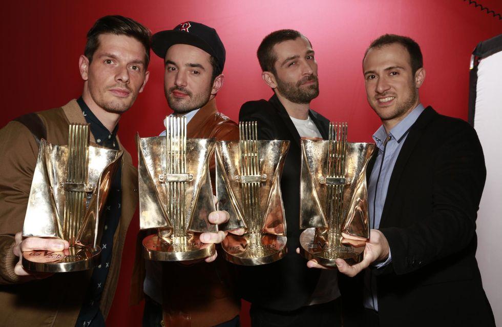 Victoires de la musique : Découvrez le palmarès de la cuvée 2013