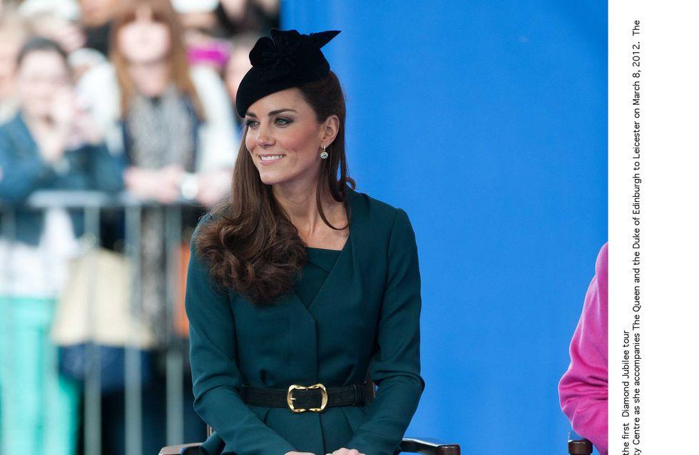 Kate Middleton : Elle souffre d'une timidité maladive