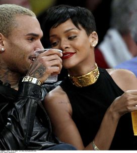 Rihanna et Chris Brown : Fiancés ?