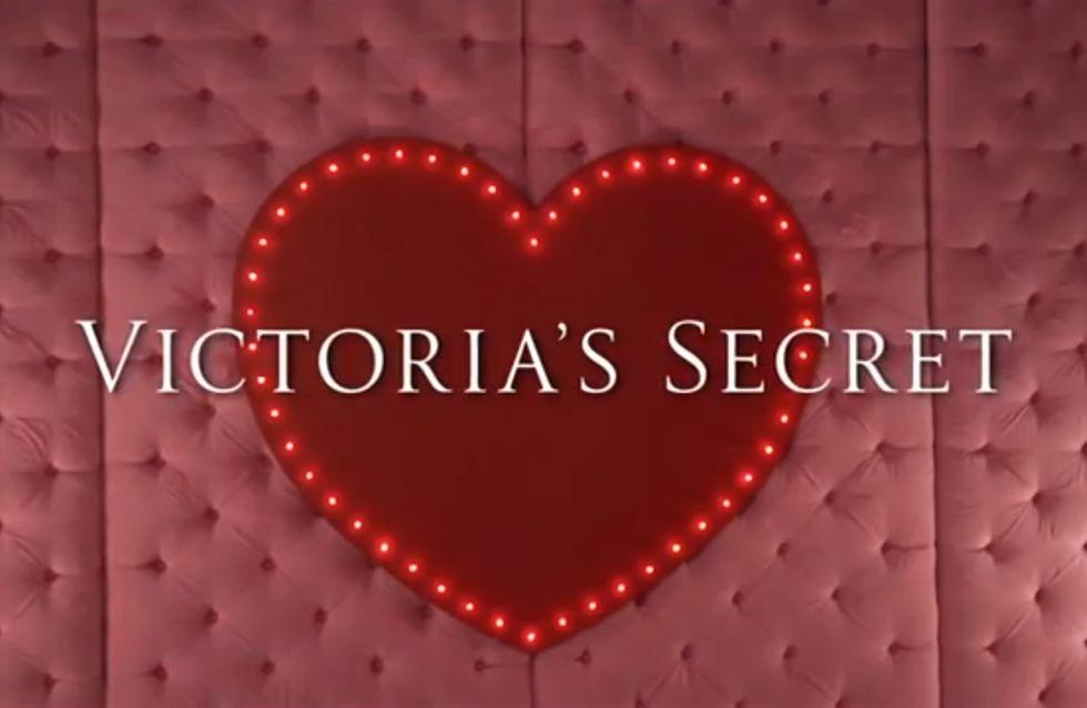 Saint-Valentin : Victoria's Secret donne ses conseils aux hommes (Vidéo)
