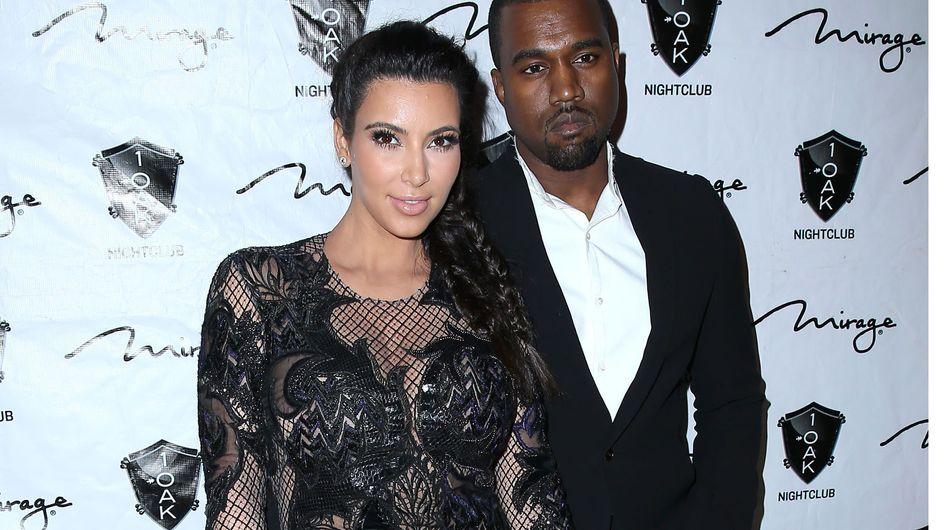 Kim Kardashian et Kanye West : Ils ont la folie des grandeurs...