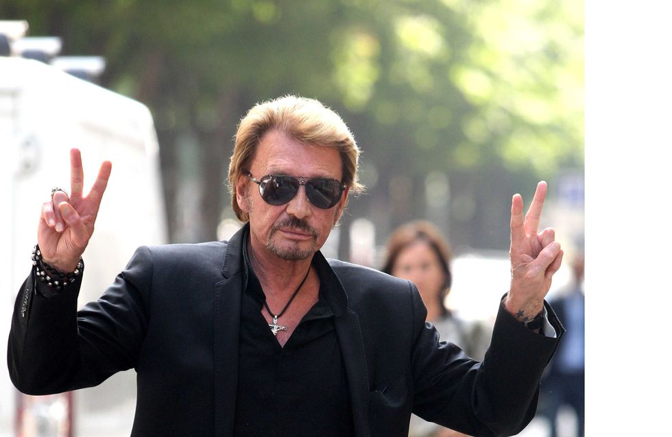 Johnny Hallyday : Des photos de fesses sur son Twitter