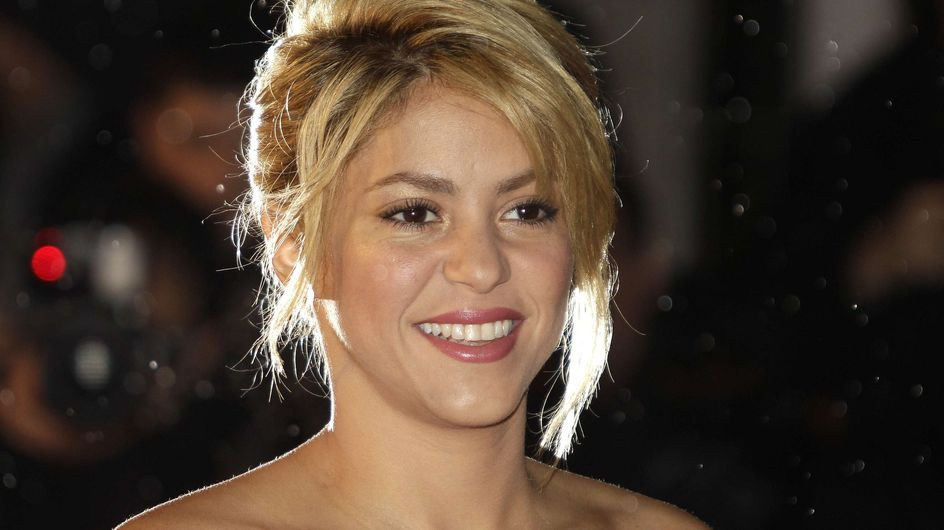 Shakira : Le petit Milan assiste à son premier match de foot ! (Photos)