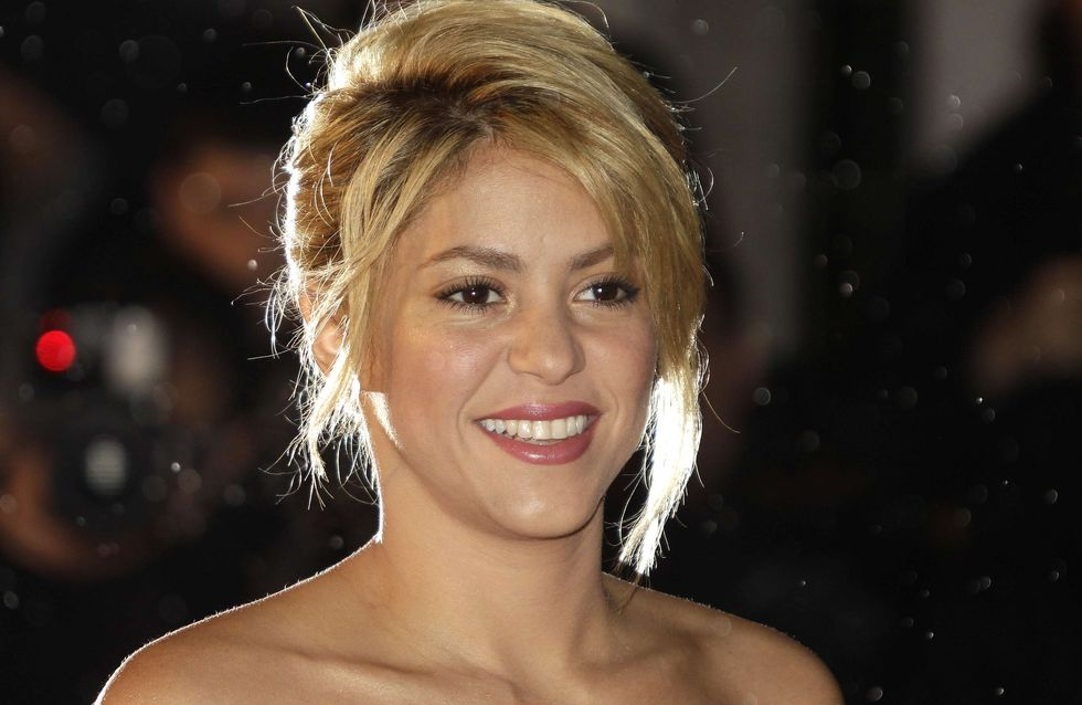 Shakira : Le petit Milan assiste à son premier match de foot ! (Photos)