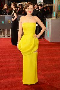 Marion Cotillard aux BAFTA Awards