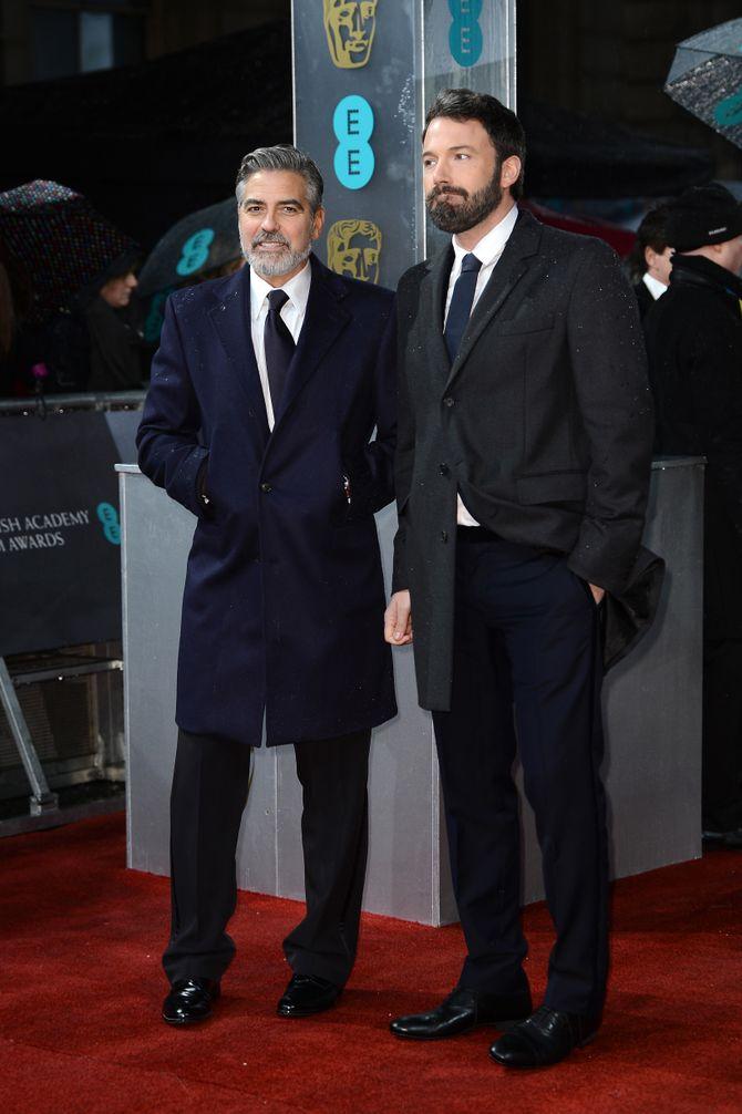 George Clooney et Ben Affleck