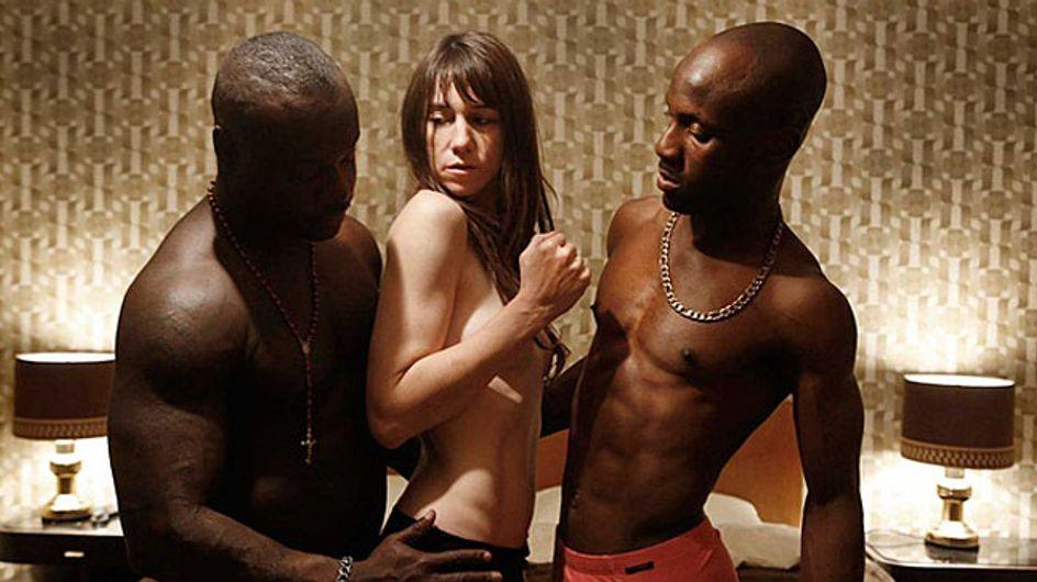Charlotte Gainsbourg : Seins nus dans Nymphomaniac (Photo)