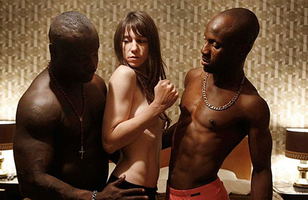 Charlotte Gainsbourg : Seins nus dans Nymphomaniac (Photo)