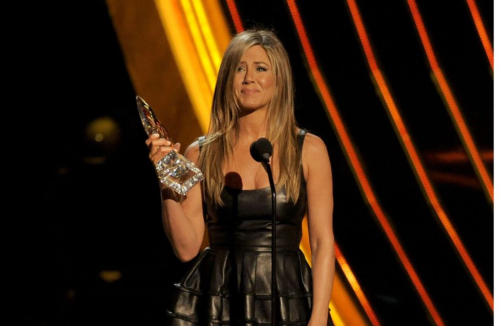 Jennifer Aniston, 44 ans aujourd'hui et toujours aussi canon !