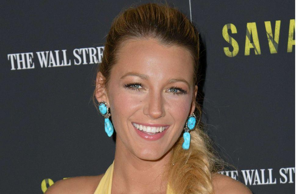 Blake Lively : Le secret de sa chevelure wavy (Vidéo)