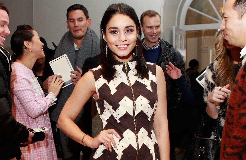 Vanessa Hudgens : En voie de devenir une vraie modeuse ? (Photos)