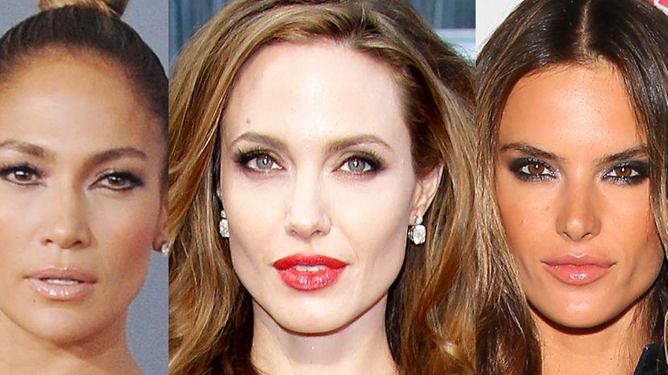 Angelina Jolie : Copiée par Jennifer Lopez et Alessandra Ambrosio (Photos)