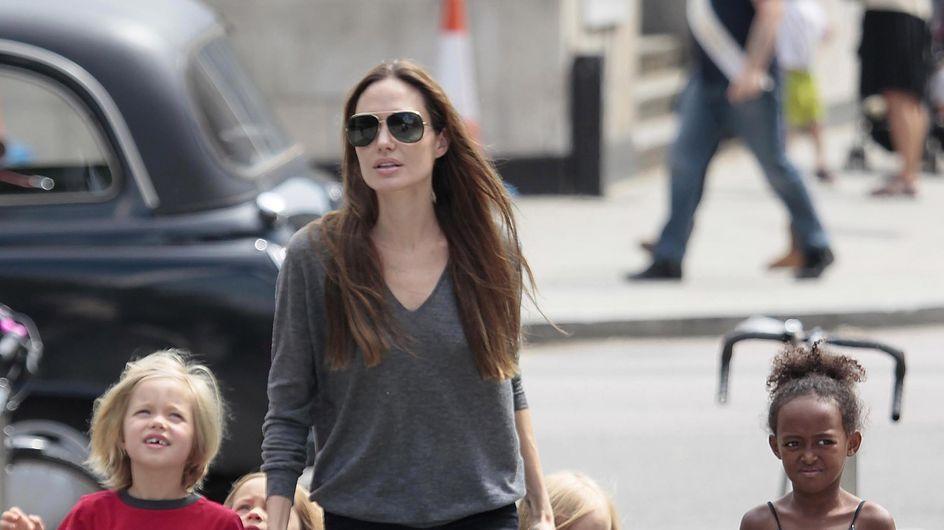 Angelina Jolie : Sa fille Vivienne gagne 3 000 dollars par semaine !
