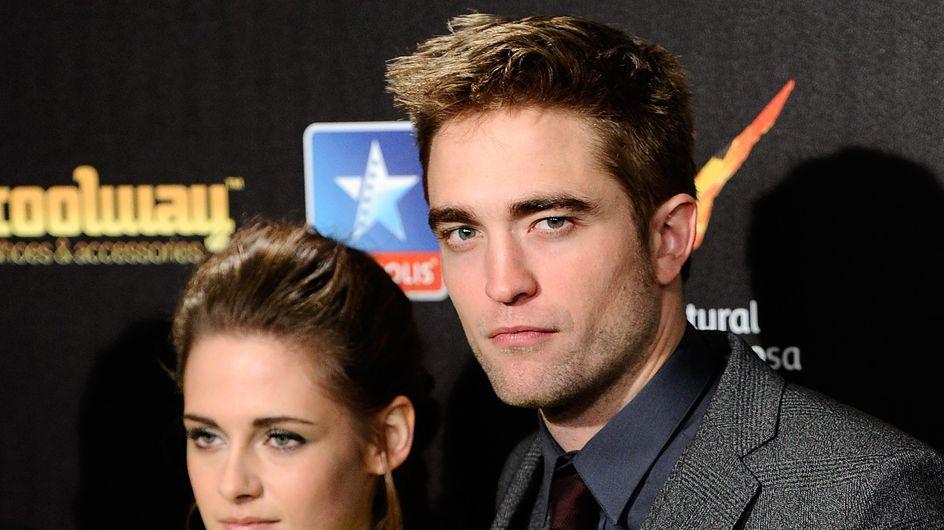Kristen Stewart et Robert Pattinson : Du sexe virtuel pour se réconcilier