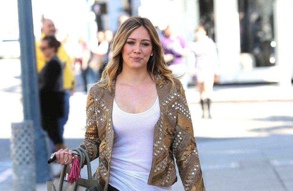 Hilary Duff : Elle a perdu 15 kilos !