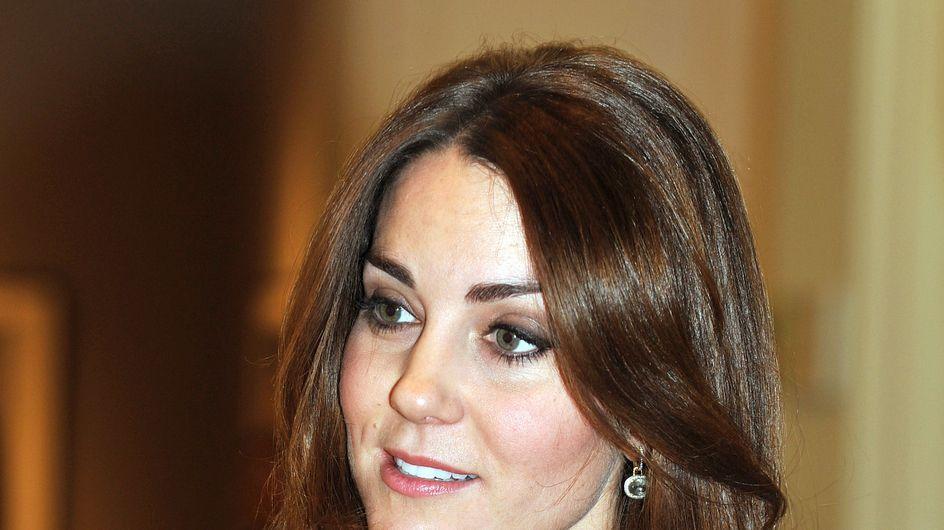Kate Middleton : Ses photos enceinte en bikini
