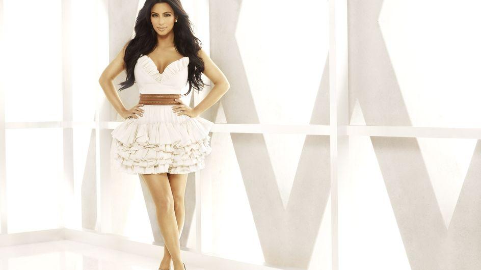 Kim Kardashian : Elle ne veut pas grossir mais mange deux gros pots de glace
