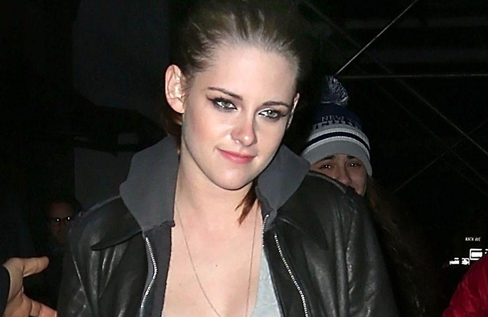 Kristen Stewart : Elle s'éclate sans Robert Pattinson