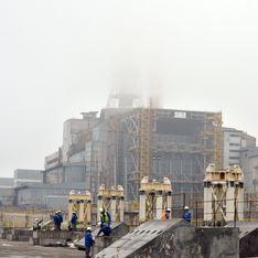 Nucléaire : Incident dans la centrale de Tchernobyl