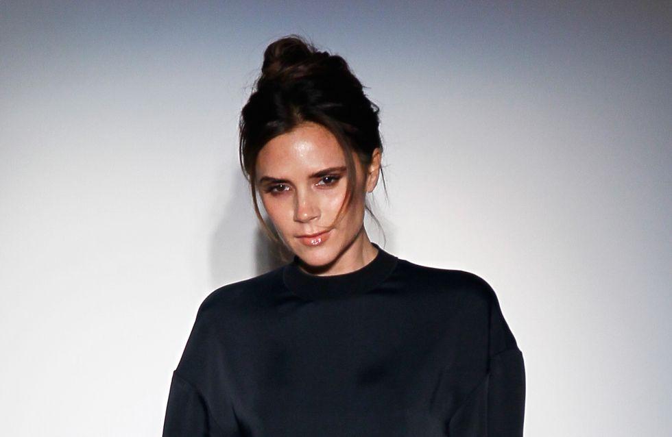 Victoria Beckham : Dans les backstages de son défilé (Photos)