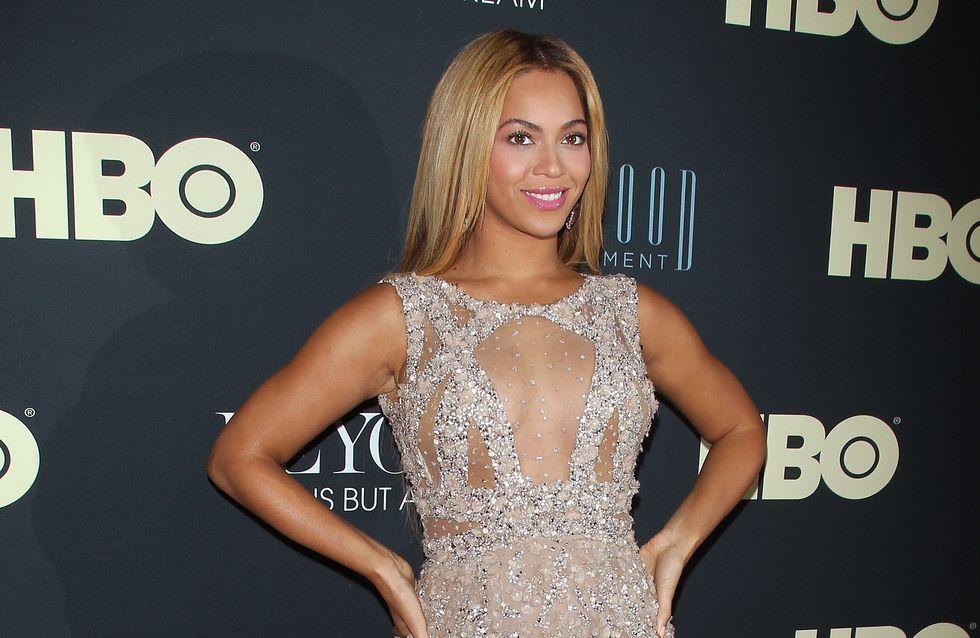 Beyoncé : Stupéfiante en Elie Saab ! (Photos)