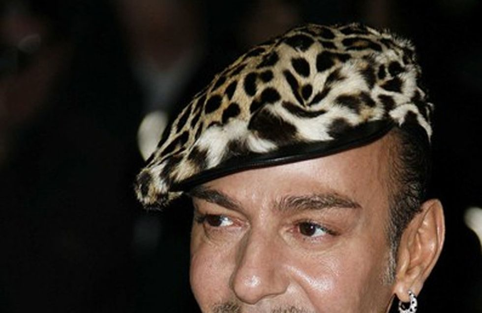 John Galliano : L'ultime provocation ?
