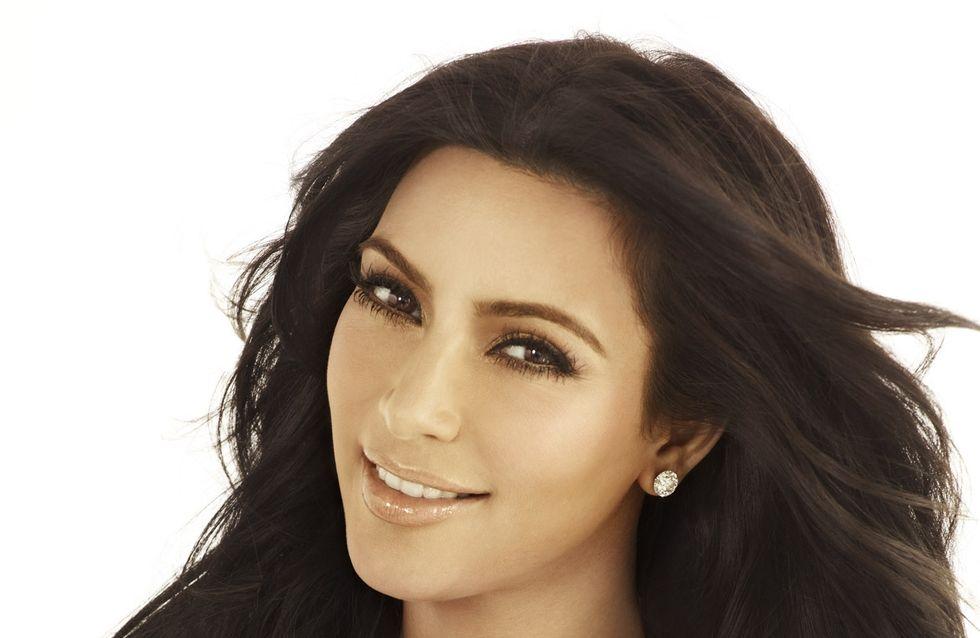 Kim Kardashian nous ouvre son dressing (Vidéo)