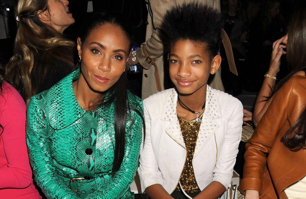 Willow Smith et Jada Pinkett-Smith : Telle mère, telle fille ! (Photo)